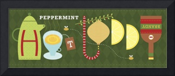 Peppermint Hot Toddy by Nate Padavick