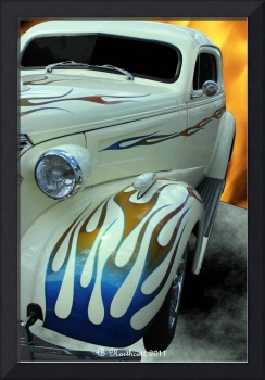 Smokin' Hot - 1938 Chevy Coupe