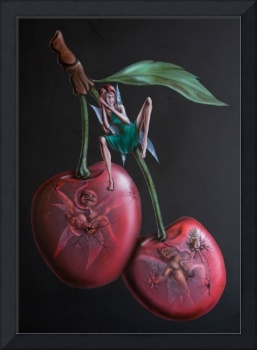 Ripening Of The Cherry Fairies