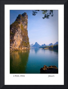 Li River, China:   Fine art poster
