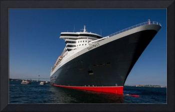 Newport Harbor QueenMary2-2746