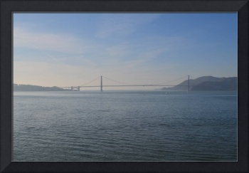 The Golden Gate View