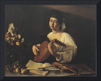 The Lute Player (1595)