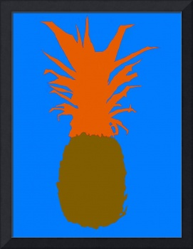 Pineapple orange blue (c)