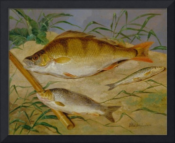 Dean Wolstenholme the Younger~An Angler's Catch of