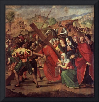 The Procession to Calvary, c.1505