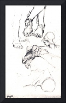 Study of Head Leg and Foot