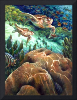 Loggerhead Sea Journey I