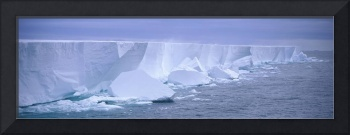 Iceberg Ross Shelf Antarctica