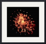 Fireworks #28 by Jacque Alameddine
