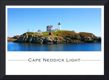 Cape Neddick (Nubble Light) Panoramic