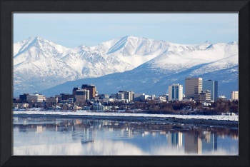 Anchorage Reflected