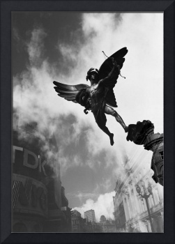 Eros, Piccadilly Circus, London