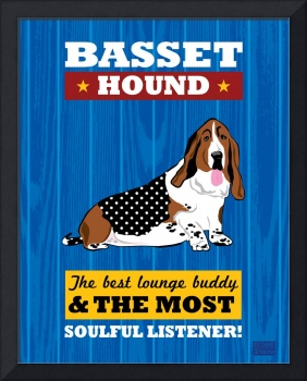 Basset2 Royal/Red