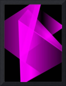 A Magenta Frame of Mind