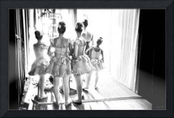 Ballet In the Wings #2