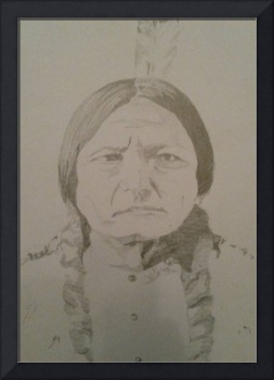 Sitting Bull Native American Indian Lakota Sioux