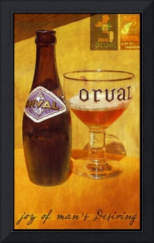 joy of man's desiring: ORVAL