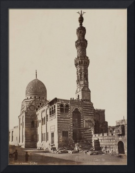 Egypt--Sebah, Pascal ALBUM OF 66 PHOTOGRAPHS OF AN