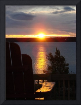 Bras d Or Sunrise
