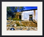 Old Building at the Silver Mine in La Aduana by John Corney