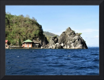 Rocky point, Mabini, Batangas, Philippines