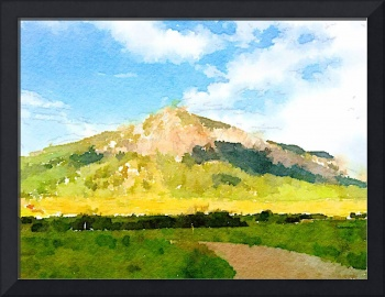 Mt Crested Butte