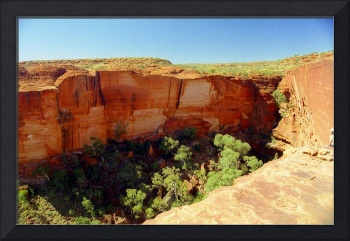 Kings Canyon View