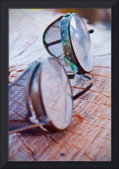 Antique Safety Glasses