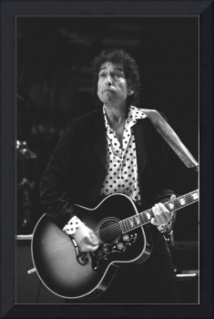 Songwriter Bob Dylan
