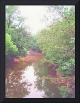 Summer along the Wissahickon (2009)