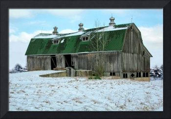 Rickety Old Barn