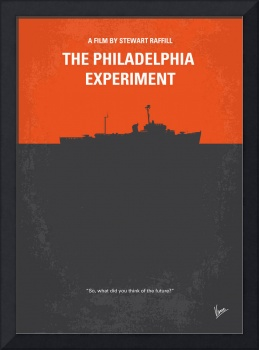 No126 My The Philadelphia Experiment minimal movie