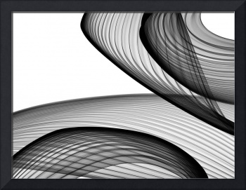 ORL-6045 Abstract Black and White 21-45-34