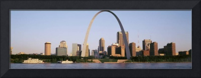 St Louis Mississippi River MO