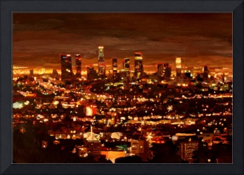 City of Angels - City of Light - Los Angeles