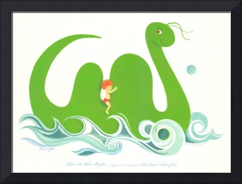 Nessie the Water Monster