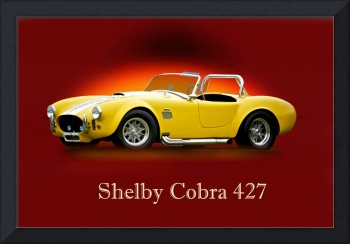 Shelby Cobra 427 w/ ID