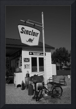 Route 66 - Sinclair Station 2010