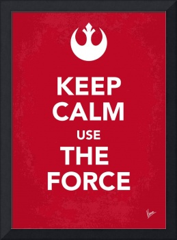 My Keep Calm Star Wars - Rebel Alliance-poster