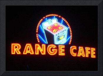 Sign - Neon - Cafe