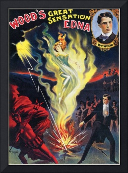 William B. Wood - Great Sensation Edna