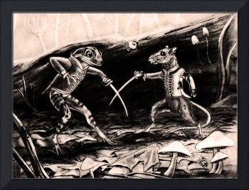 The Duel of Frog and Rat - Alexis Rosasco