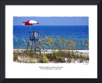 The Lifeguard Stand