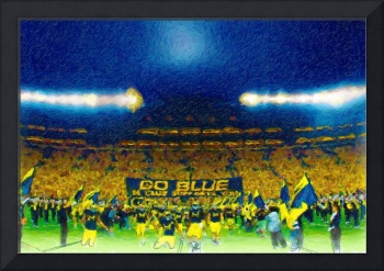 GLORY AT THE BIG HOUSE