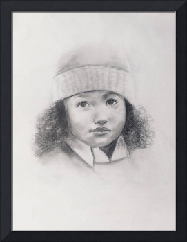 A young girl II