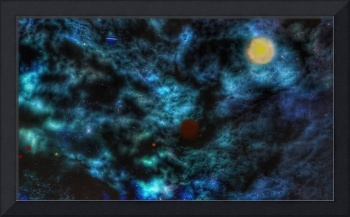 A View from the Edge of the Milky Way Galaxy #8