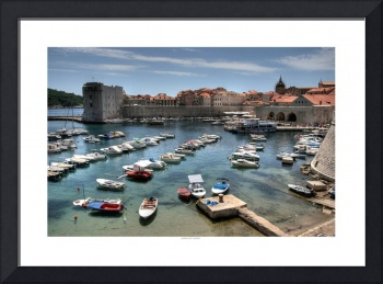Old Harbor Dubrovnik