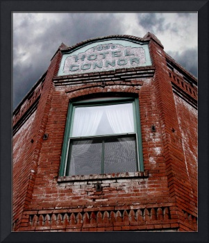 The Hotel Connor, Jerome Arizona