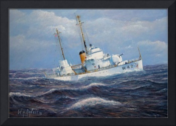 U. S. Coast Guard Cutter Sebago